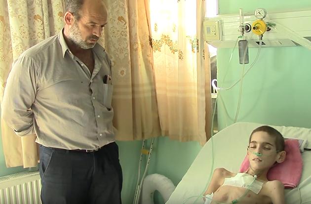 Child Casualties – Jordan's Refugees (image)