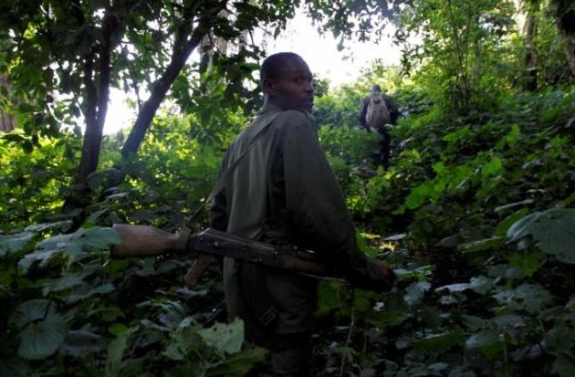 Rangers Try Gaming Technology to Protect African Wildlife – Reuters (image)