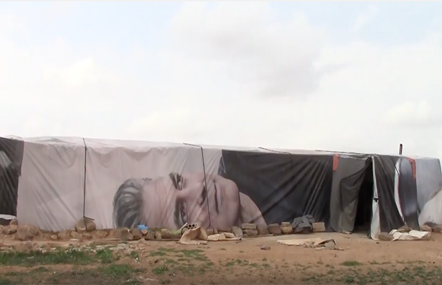 Life in the Camps – Jordan's Refugees (image)
