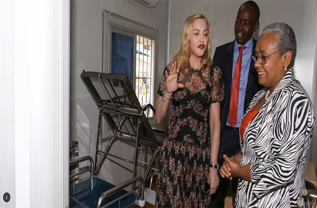 Madonna Moved to Tears by Case of Child Rape in Kenya – Thomson Reuters Foundation (image)