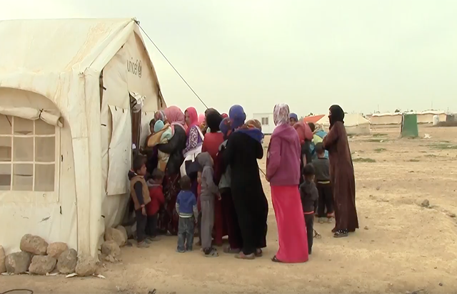 The Right to Work – Jordan's Refugees (image)
