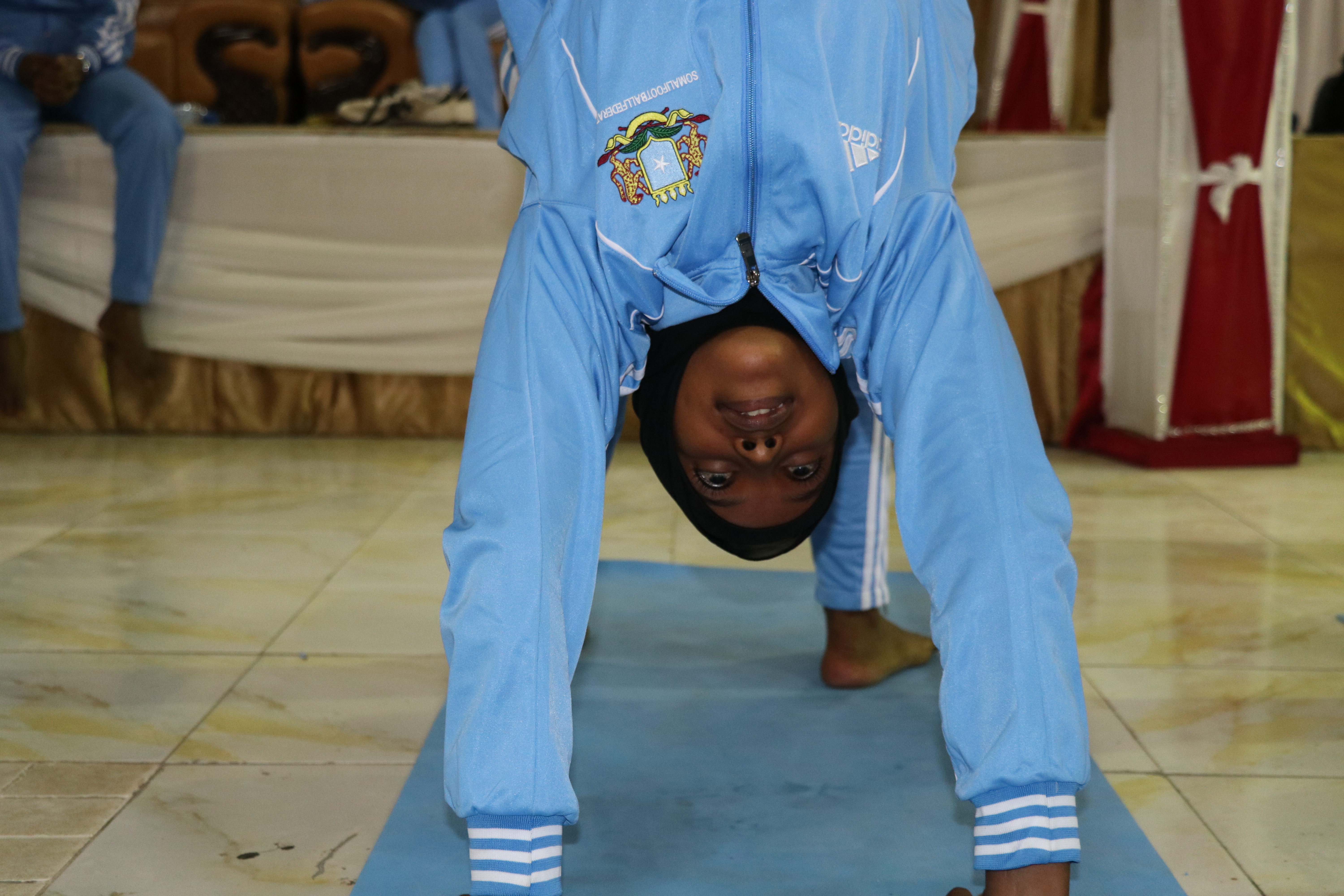 Warrior pose heals Somali women traumatised by war, abuse – Thomson Reuters Foundation (image)