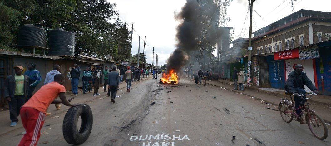 Opposition Claims Kenya's Election Was Hacked, Fueling Fears of Unrest – Foreign Policy (image)