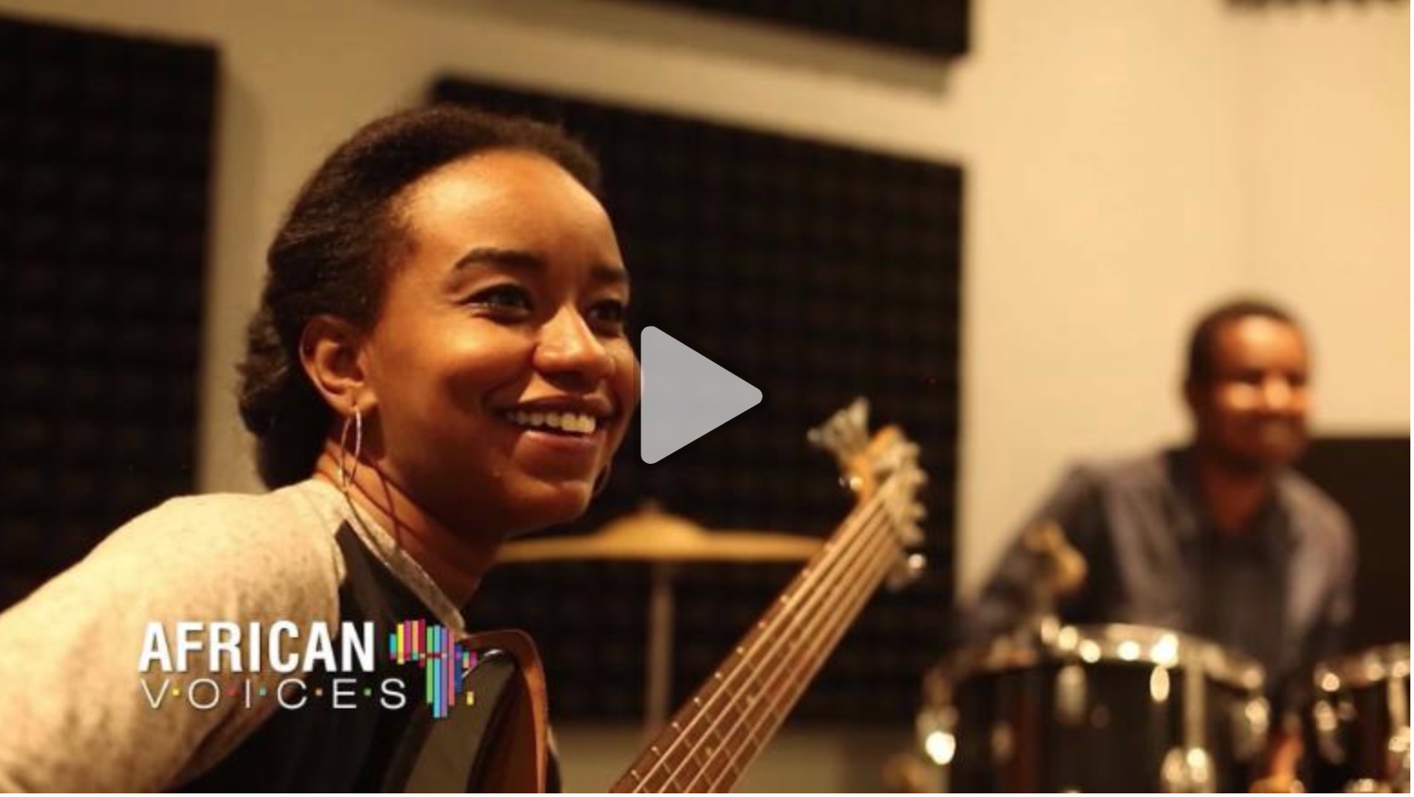 A Sudanese Bassist for Change – CNN (image)