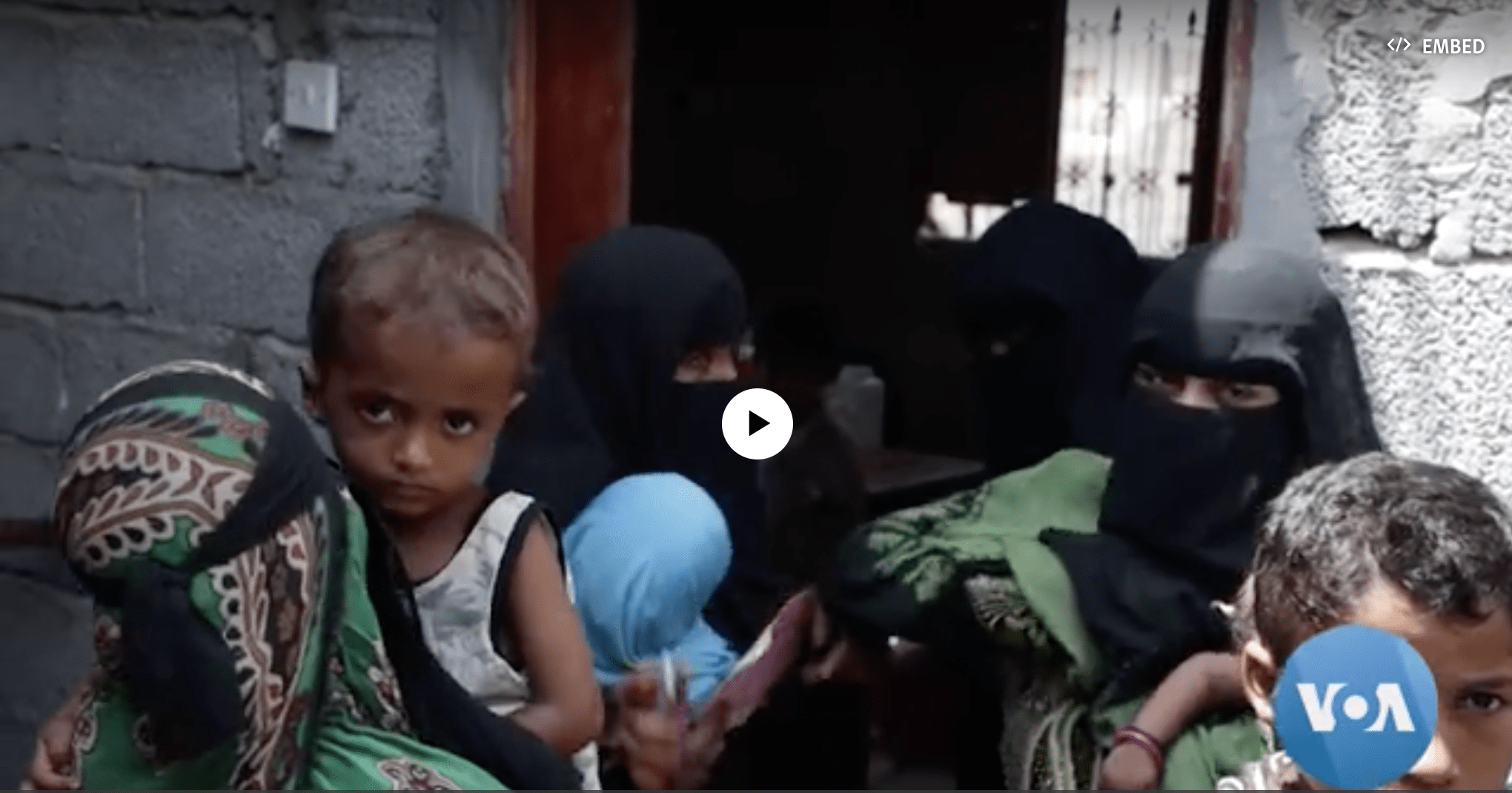 Yemen Famine Risk Fueled by War, Food Insecurity, Inflation – Voice of America (image)