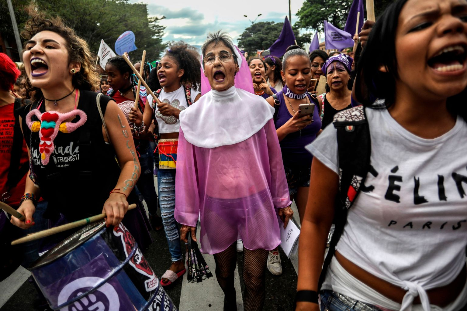 Colombian Women Are Saying 'Yes, We Can' – Foreign Policy (image)