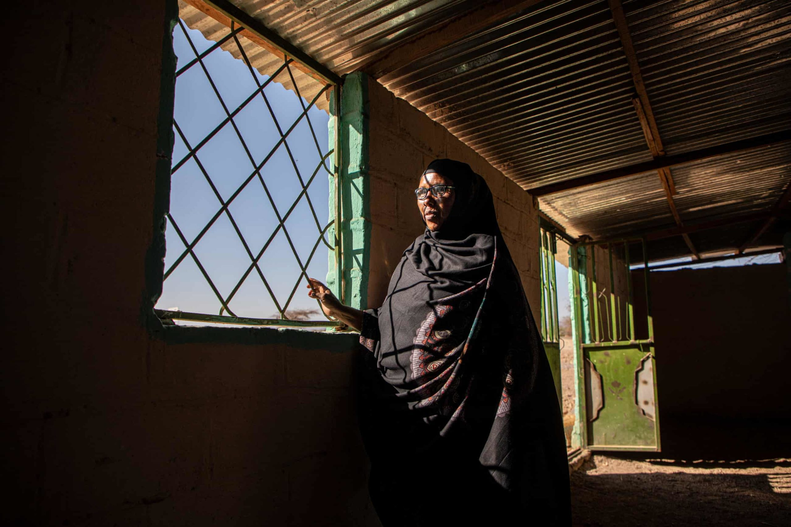 'Most of the men are your enemies': one woman's crusade in Somalia – The Guardian (image)