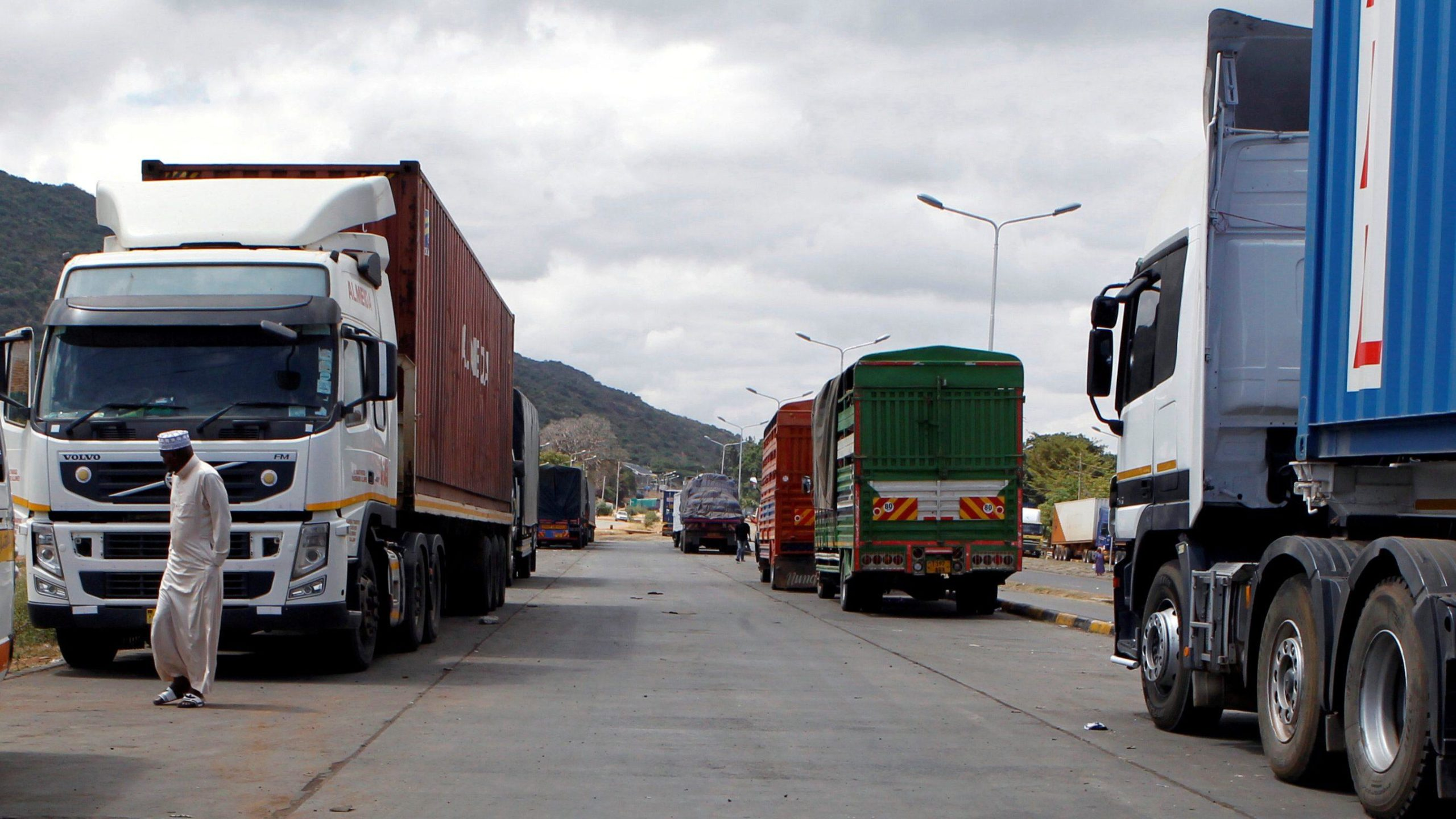 East African truck drivers carrying essential goods cross-border may also be transmitting Covid-19 – Quartz (image)