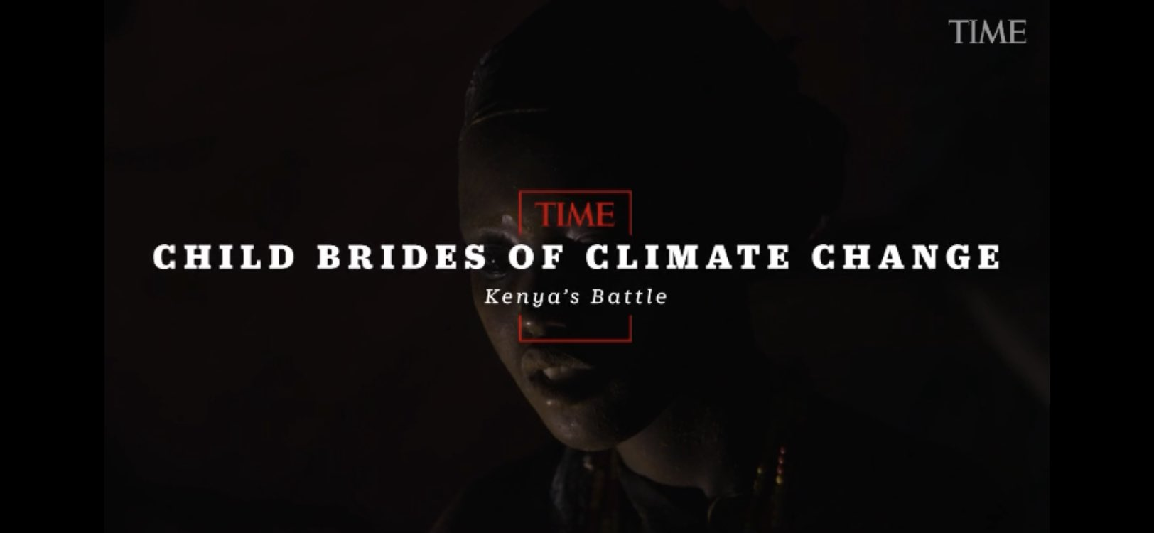 The Child Brides of Climate Change – TIME Magazine (image)