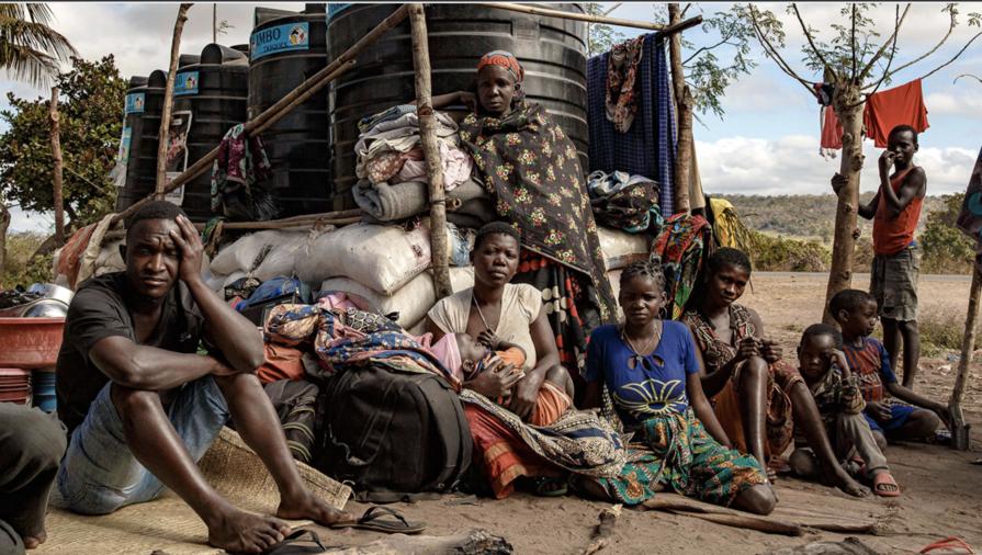 The fight for Cabo Delgado: A hidden war over Mozambique's natural resources – The Telegraph (image)