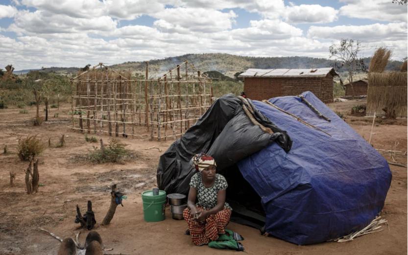 'Hidden war' sparks growing refugee crisis on Mozambique-Tanzania border – The Telegraph (image)