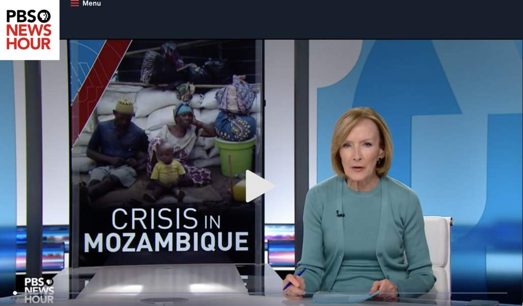 Mozambicans fleeing IS-affiliated insurgents feel failed by government, exploited by big business – PBS NewsHour (image)